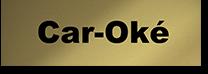 Car-Oke